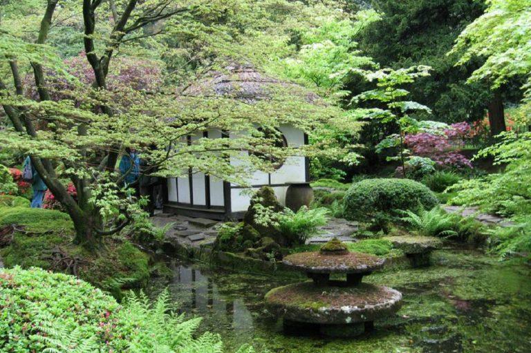 Những ngôi nhà an yên đẹp tựa tranh vẽ ở vùng nông thôn Nhật Bản
