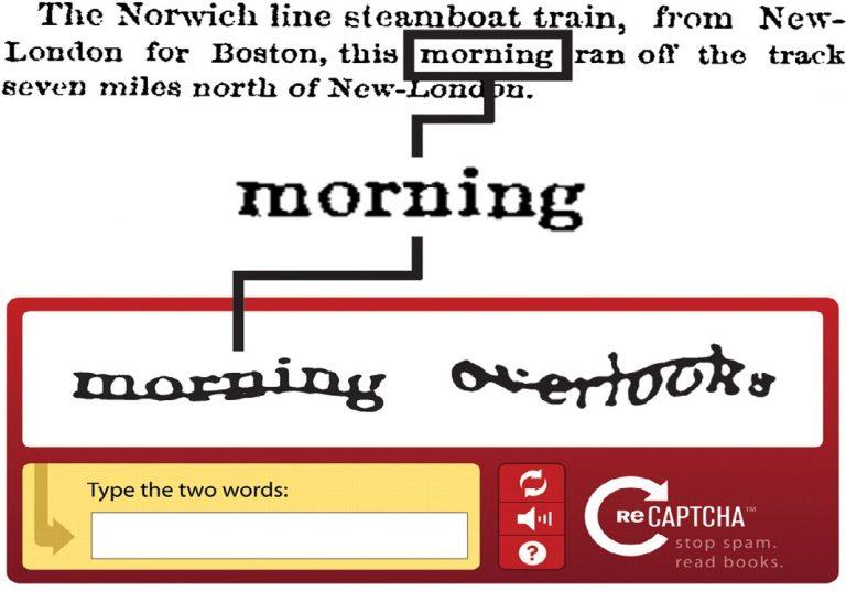"""Mô hình """"thần thánh"""" reCAPTCHA: Biến người dùng Internet thành """"nhân công"""" miễn phí"""