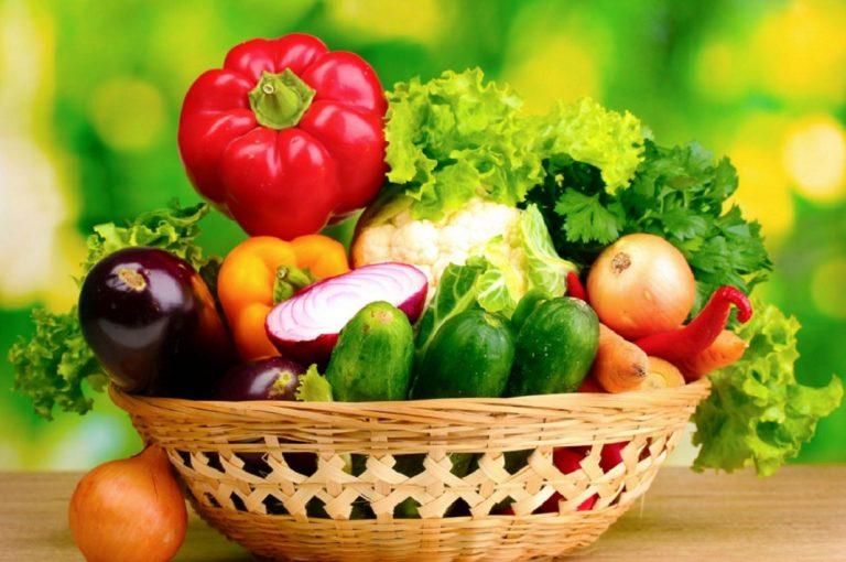 6 bí quyết ăn rau quả tốt nhất cho sức khỏe