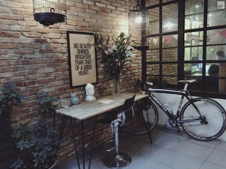 Thêm những quán cà phê Sài Gòn nép mình trong hẻm, hơi khó tìm nhưng đáng để đi thử lắm đấy