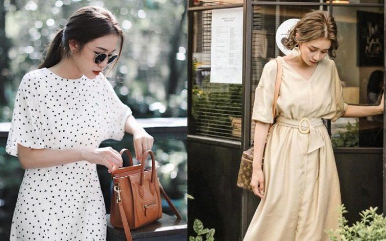 Ra Tết đi làm, nàng công sở cứ diện váy với 4 tips sau đây là chuẩn mốt, nịnh dáng và hút mọi ánh nhìn