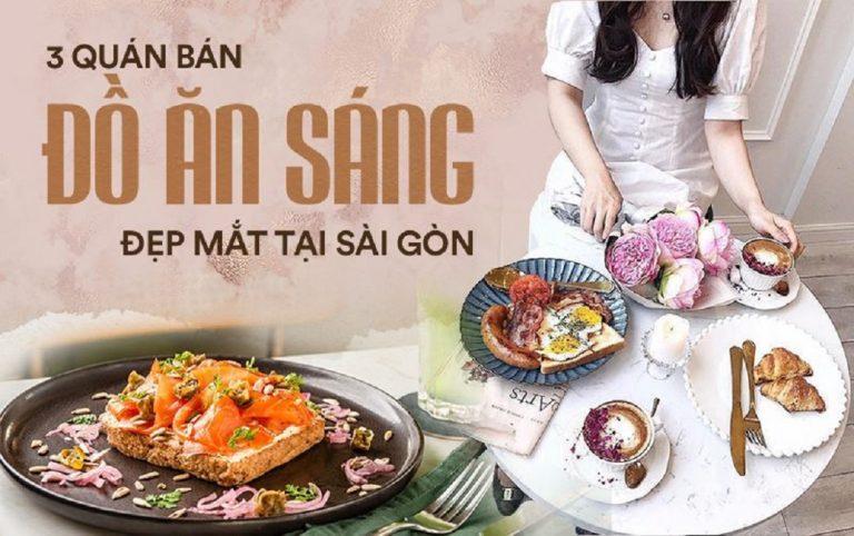 Pretty Breakfast: Trào lưu ăn uống mới toanh đang gây bão Instagram giới trẻ Sài Gòn